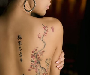 body, ink, and tattoo image