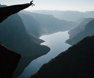 travel, nature, and norway image