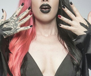 new years day and ash costello image