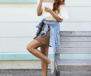 converse, off the shoulder, and fashion image