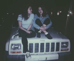 car, grunge, and tumblr image