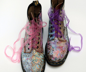 shoes, boots, and pink image