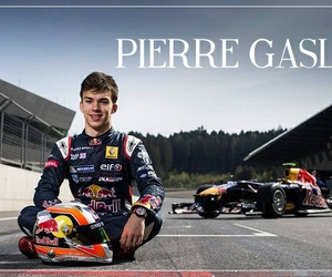 pierre gasly and gp2 image