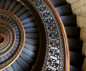 stairs, architecture, and photography image