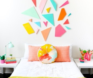 bedrooms, decor, and decoration image