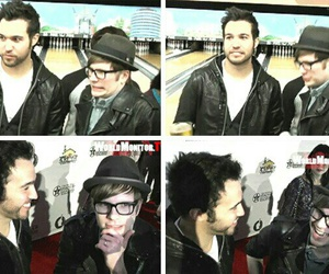 boys, Collage, and fall out boy image