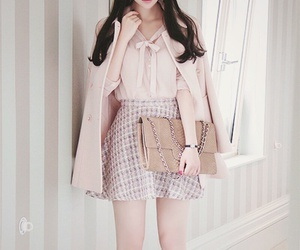 kfashion, fashion, and pink image