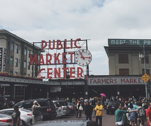 seattle and public market center image