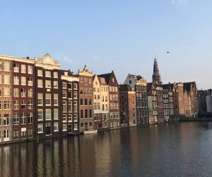 amsterdam and amsterdam canal image