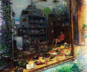 anime, manga, and scene image