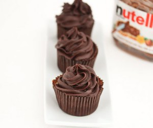 candy, food, and nutella image