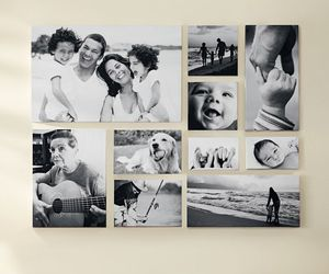 family and picture frames image