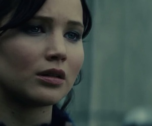 catching fire, Jennifer Lawrence, and the hunger games image