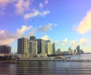 city, cool, and skyline image