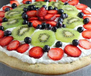 cookie, FRUiTS, and pizza image