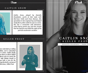 danielle panabaker, edit, and tumblr image