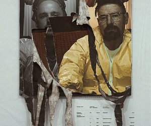 breaking bad, aaron paul, and bryan cranston image