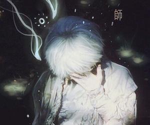 anime, mushishi, and ginko image