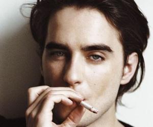 cigaret, retro, and tumblr boys image