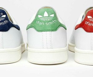 adidas and stan smith image