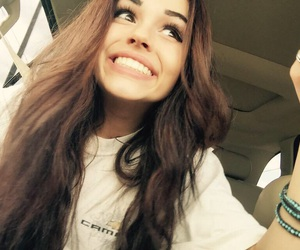 maggie lindemann, smile, and Maggie image