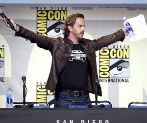 con, spn, and richard speight jr image