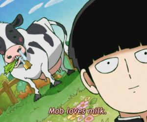 mob psycho 100, anime, and anime boy image
