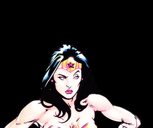 wonder woman, diana of themyscira, and dc comics image