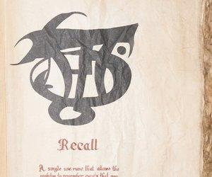 rune, city of bones, and shadowhunters image