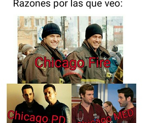 chicago fire, memes, and series image