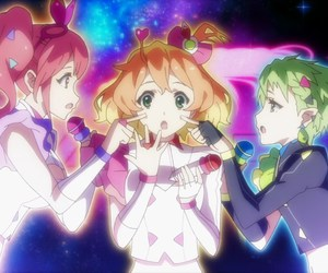 anime, macros delta, and macross delta image