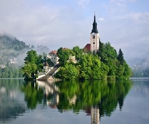 europe, nature, and slovenia image
