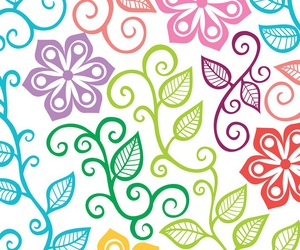 wallpapers, colors, and flowers image