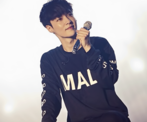 exo, cute, and lay image