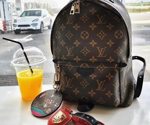 Louis Vuitton, luxury, and bag image