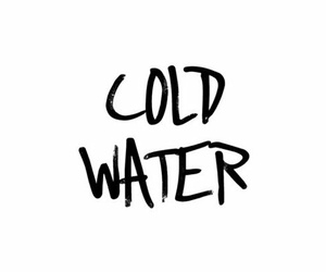 justin bieber, music, and cold water image