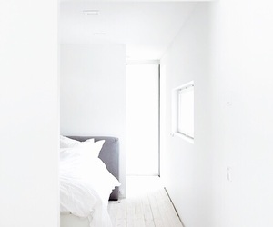 white, room, and beautiful image