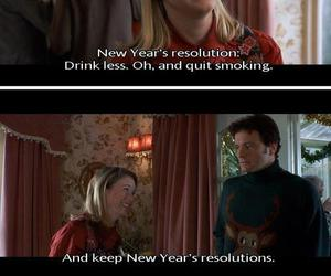 bridget jones, Colin Firth, and drunk image