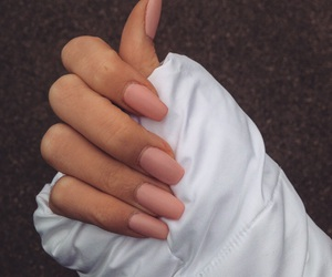 beauty, hand, and manicure image