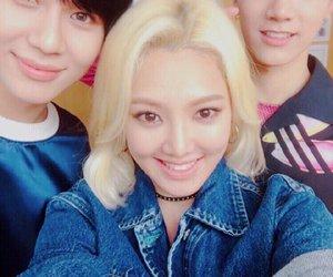 Taemin, SHINee, and hyoyeon image
