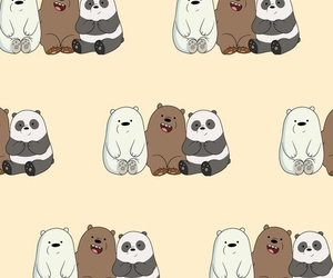 background, bear, and iphone image