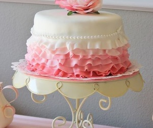 cake, food, and pretty image