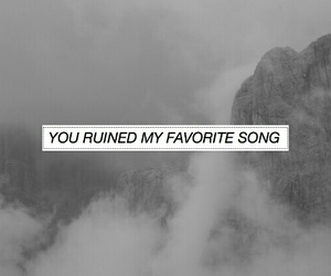 song, quotes, and grunge image