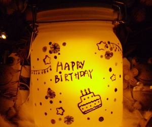 birthday, happy, and hbd image