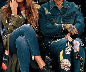 rihanna, queen bey, and beyoncé image