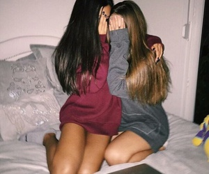 friendship and girls image
