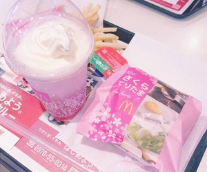 pink, food, and japan image