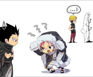fairy tail, anime, and natsu dragneel image
