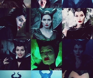 Angelina Jolie, disney, and magic image