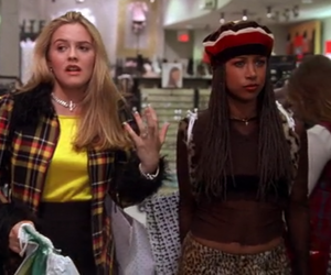 90s, Clueless, and pop culture image